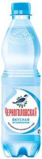Черноголовская вода питьевая н/г столовая 0,5л пэт